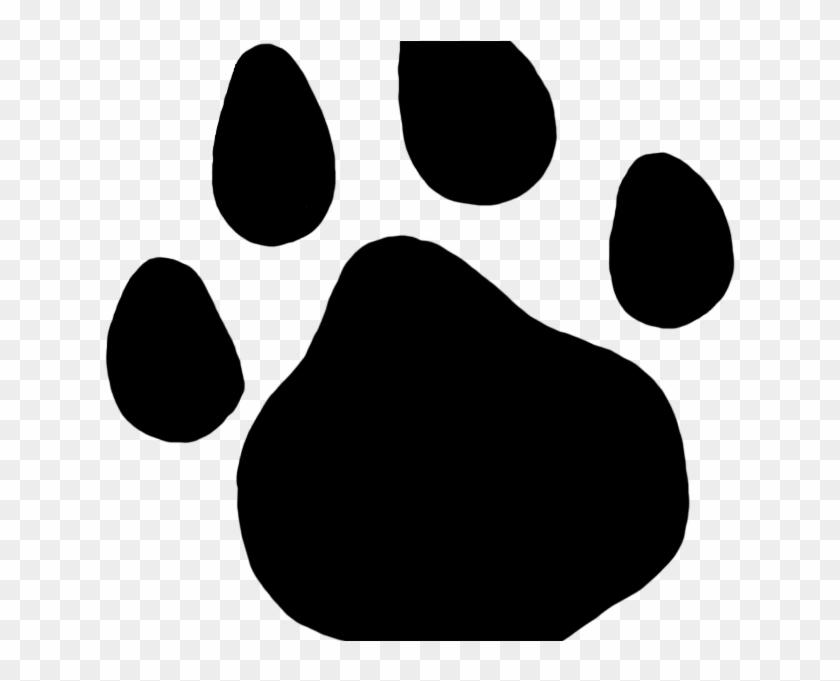Download Cat Paw Print Clip Art.