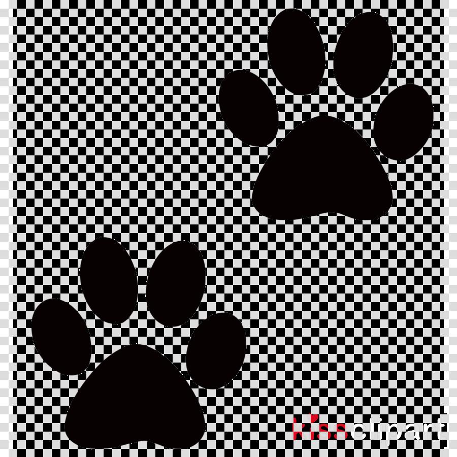HD Cat Paw Print Png.