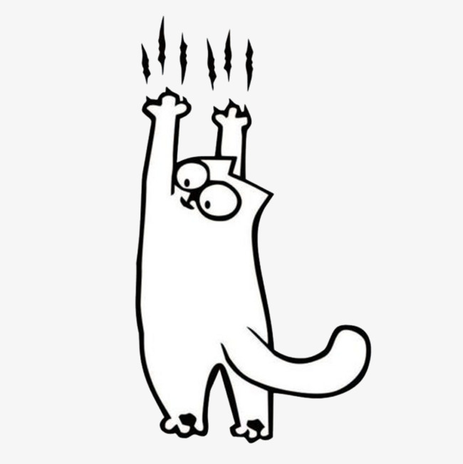 Cute Cat Paw Prints, Cat Clipart, Paw Clipart, Cute Clipart PNG.