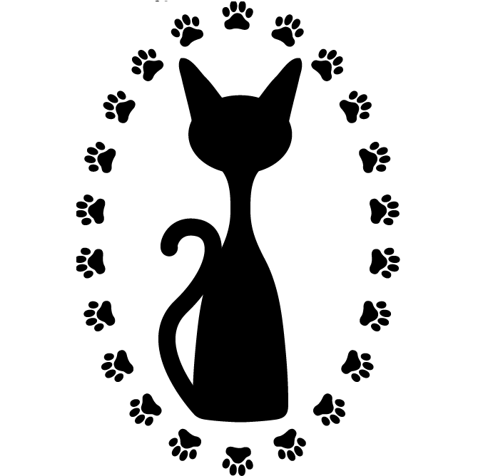 Cat Paw Free Paw Prints Clipart.