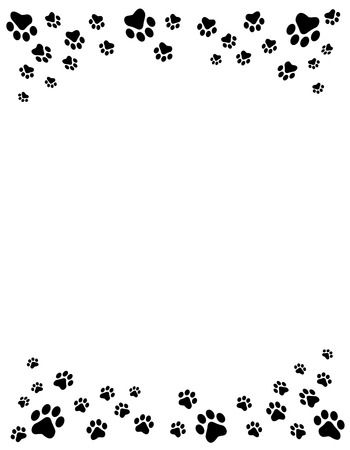 Cat Paw Clipart 19.