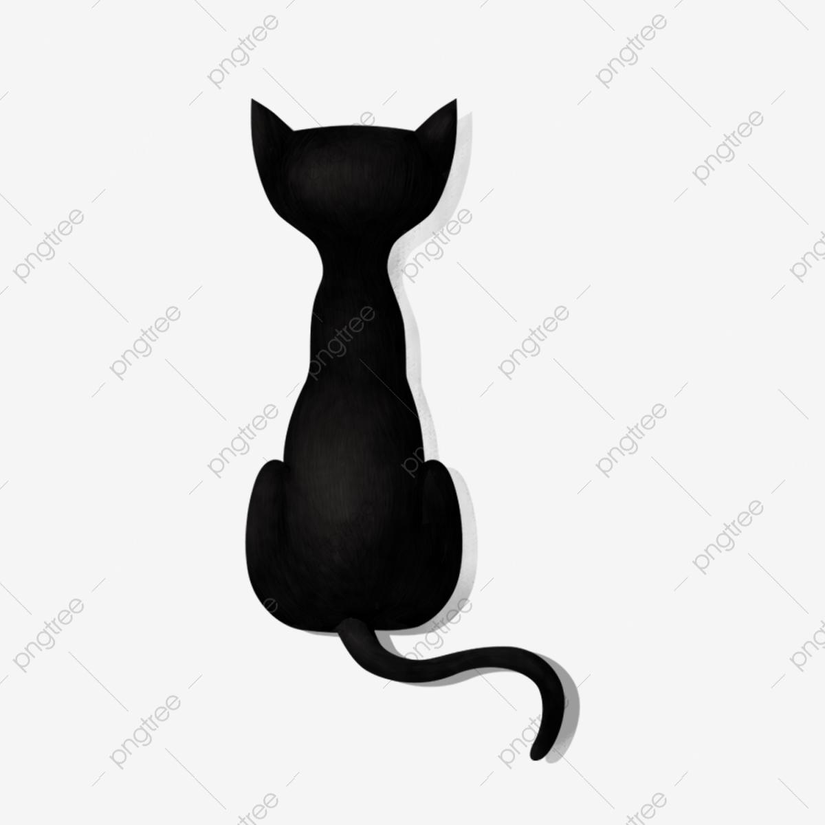Cartoon Cat Paw Print, Cartoon Clipart, Cat Clipart, Paw Clipart PNG.