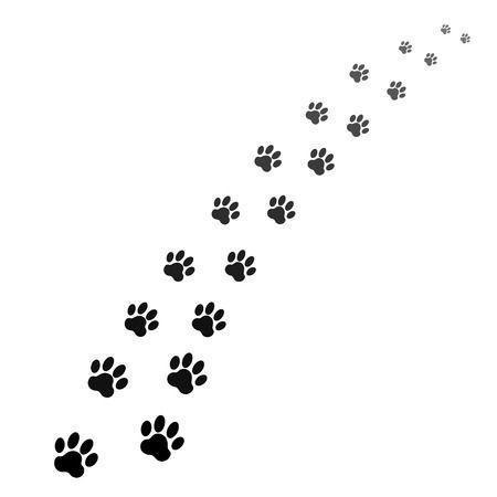 Cat paws clipart 2 » Clipart Portal.