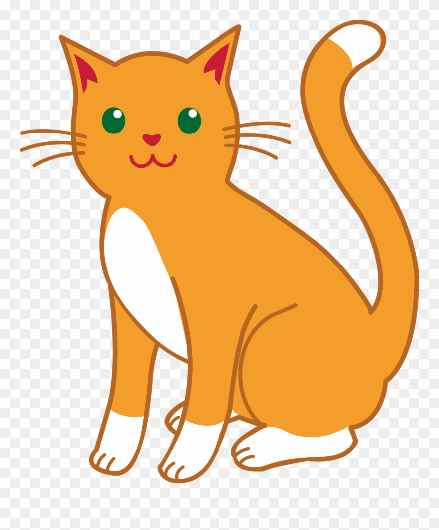 Cat clipart, Cat Transparent FREE for download on.