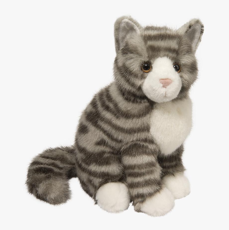 Grey Kitten Png.