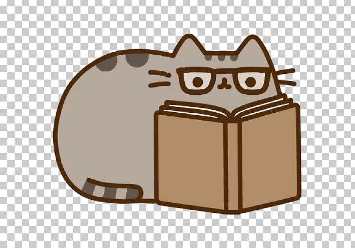 I Am Pusheen The Cat Book Reading PNG, Clipart, Animals.