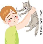Cat scratching Clipart Vector Graphics. 554 Cat scratching EPS.