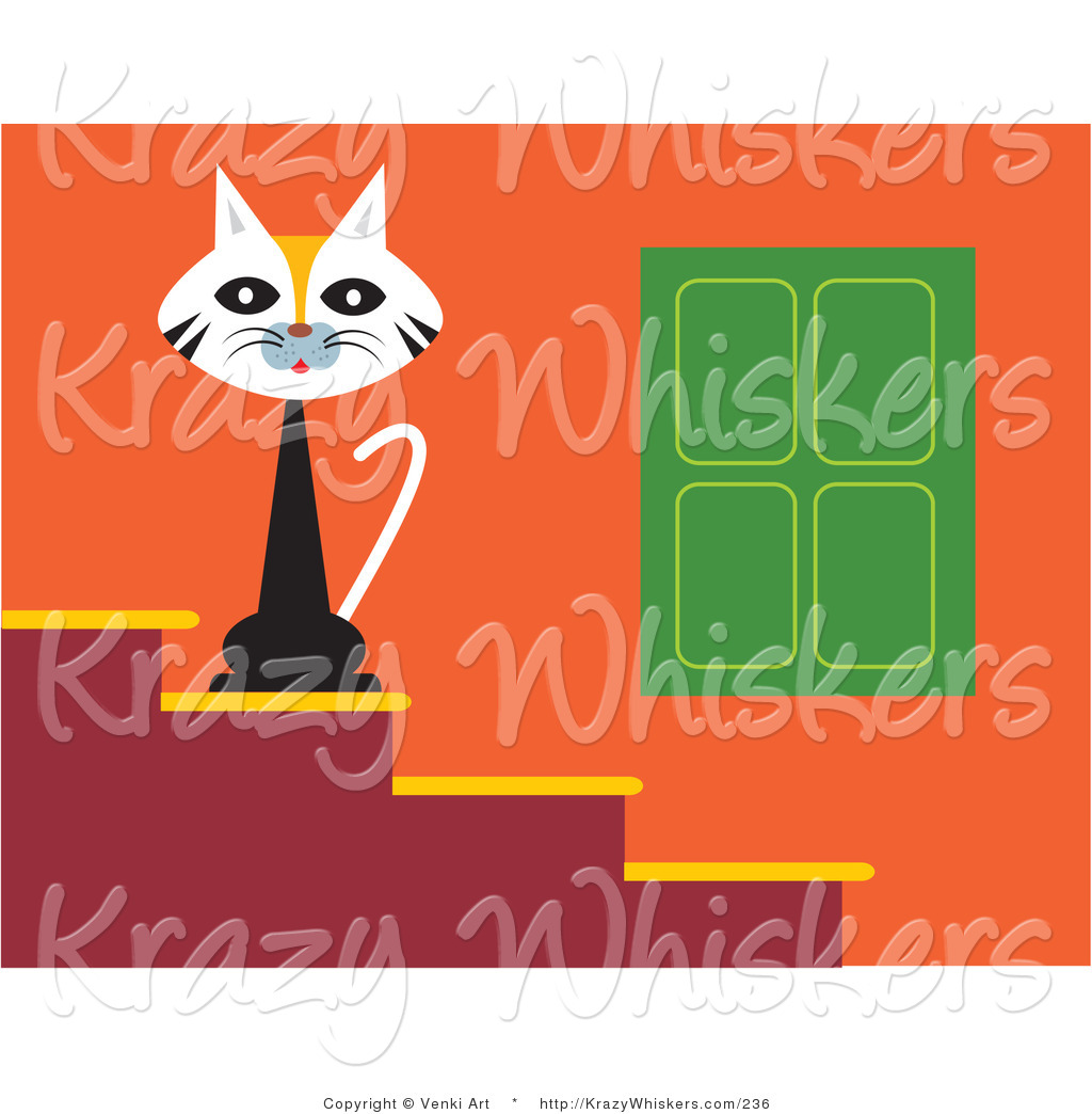 Royalty Free Kitty Cat Stock Animal Designs.
