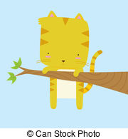 Gallery For > Fire Fighter Helping Cat Stuck in Tree Clipart.