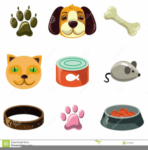 Clipart Of A Cat Toy.