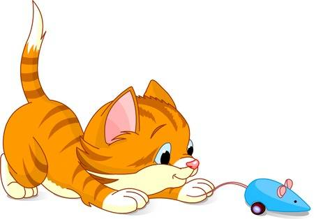Cat toy clipart 4 » Clipart Station.