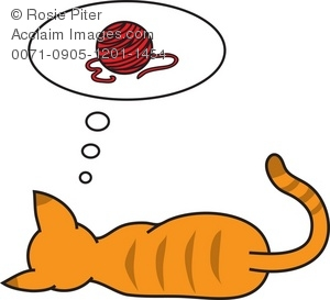 cat toys clipart images and stock photos.