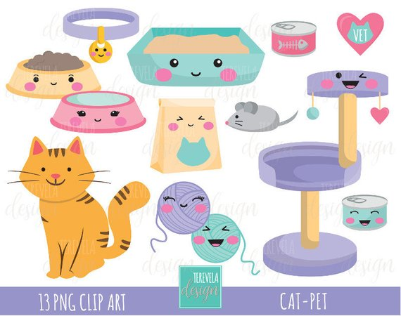 Cat toy clipart 5 » Clipart Station.