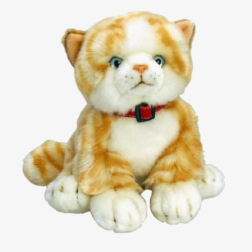 Cat Toys, Plush Toys, Girls Gift, Holiday Gifts PNG Image and.