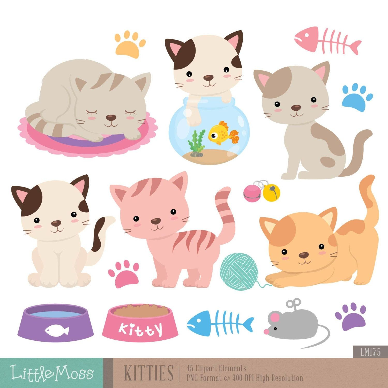For Cat Toys Clipart.