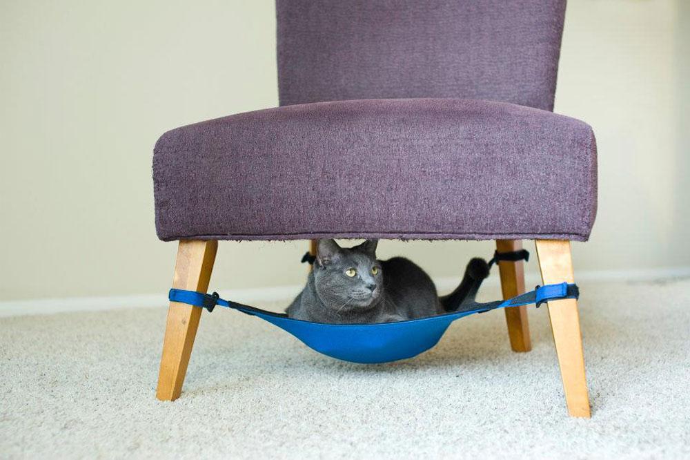 Cat Crib.