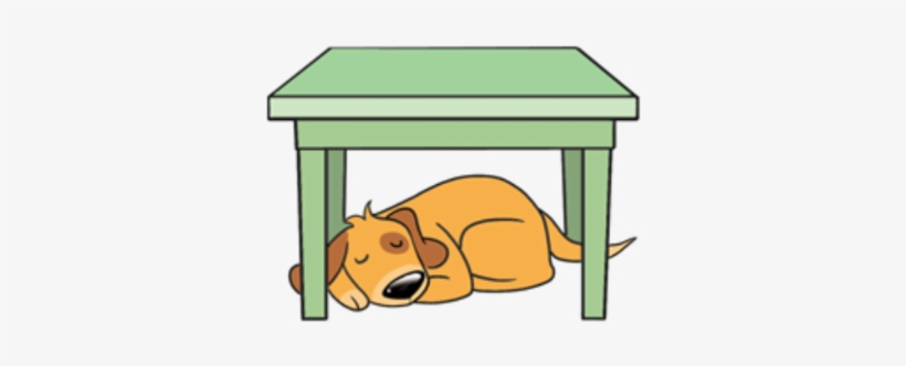 Cat Under The Table Png & Free Cat Under The Table.png Transparent.