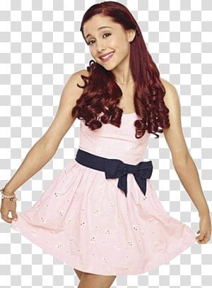 Ariana Grande Cat Valentine Tori Vega Victorious Model, ariana.
