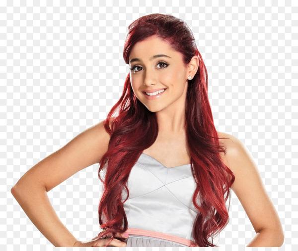 Ariana Grande Cat Valentine Sam Puckett Victorious Penny Pingleton.
