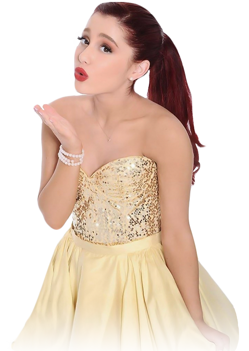 Ariana Grande Cat Valentine Victorious Dress Celebrity.
