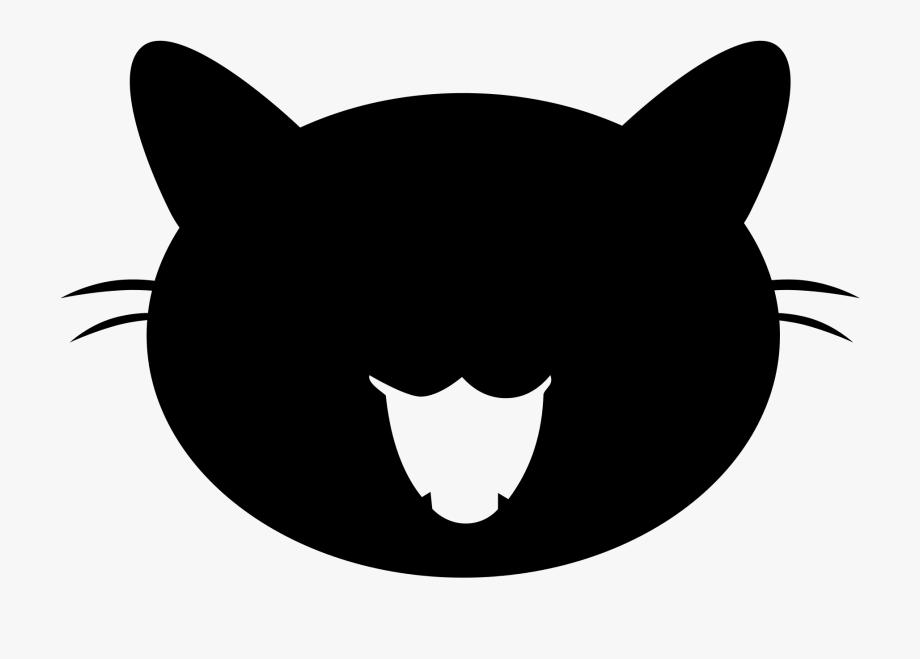 Fileblack Cat Vector.