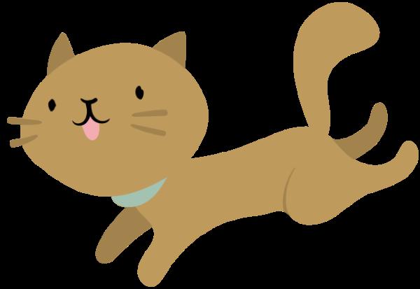 Free Online Cat Pet Kitty Kitten Vector For Design_sticker Aca35c.