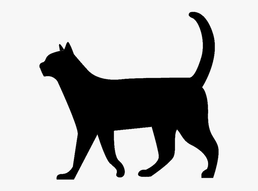 Cat Clipart Walking.