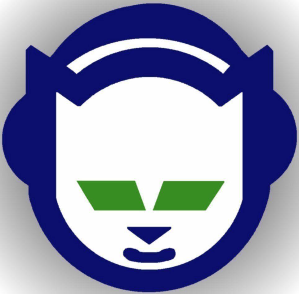 Cat Headphones Logo.