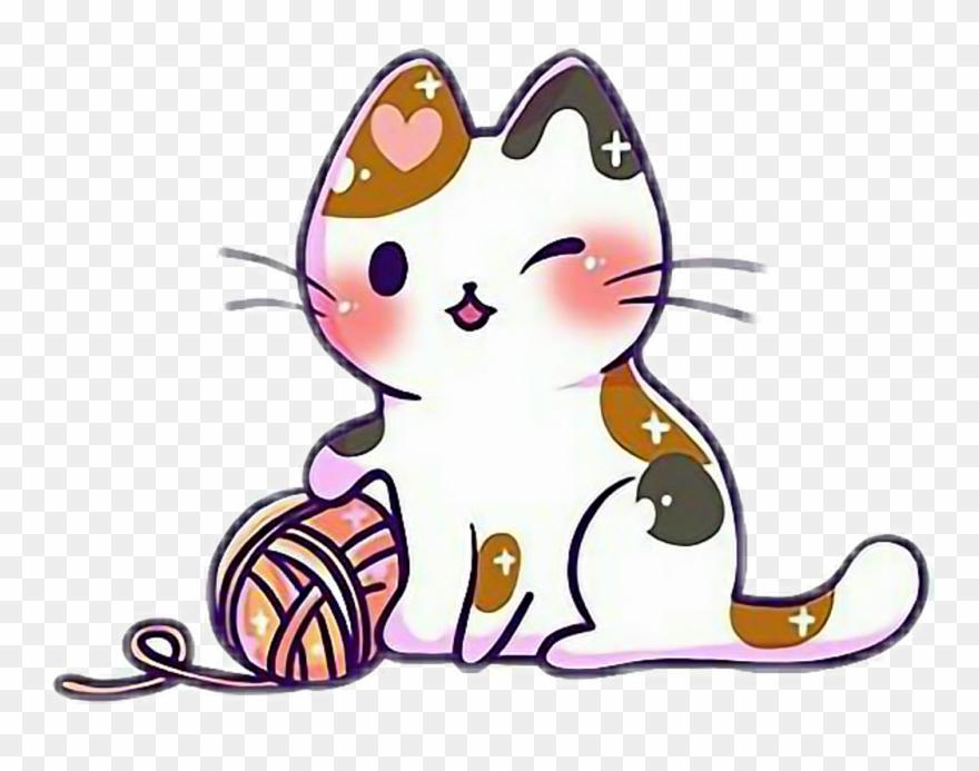 kawaii #cute #cat #kitten #kitten #kittens #cats #catlove.