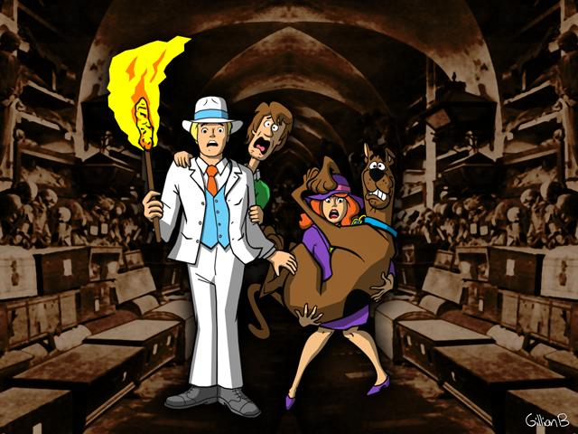 RLB 6 Catacombs by gillianb on DeviantArt.