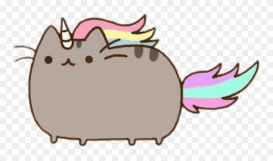 Caticorn Sticker.
