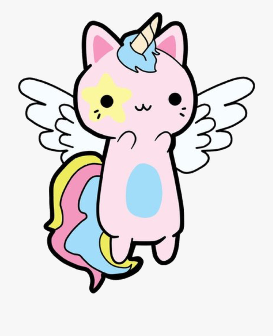kawaii #kitty #cat #caticorn #unicorn Please Vote.