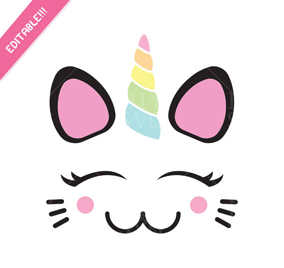The best free Caticorn clipart images. Download from 3 free.