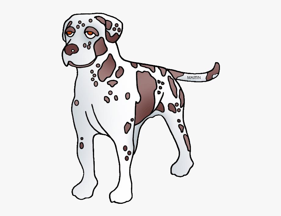 Louisiana State Dog.