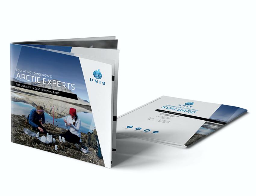 UNIS study catalogue 2016.