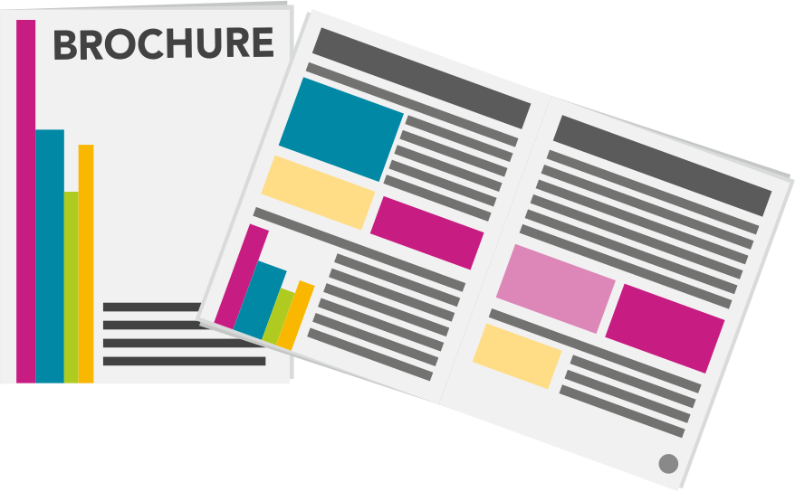 Brochure Icon Png #265338.