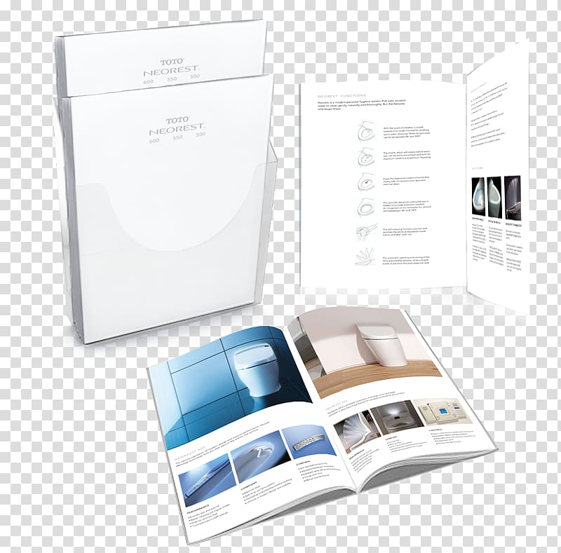 Brochure Open catalogue Text, pamphlet transparent background PNG.