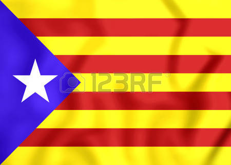 561 Flag Of Catalonia Stock Vector Illustration And Royalty Free.