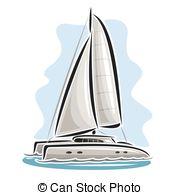 Catamaran Illustrations and Stock Art. 102 Catamaran illustration.