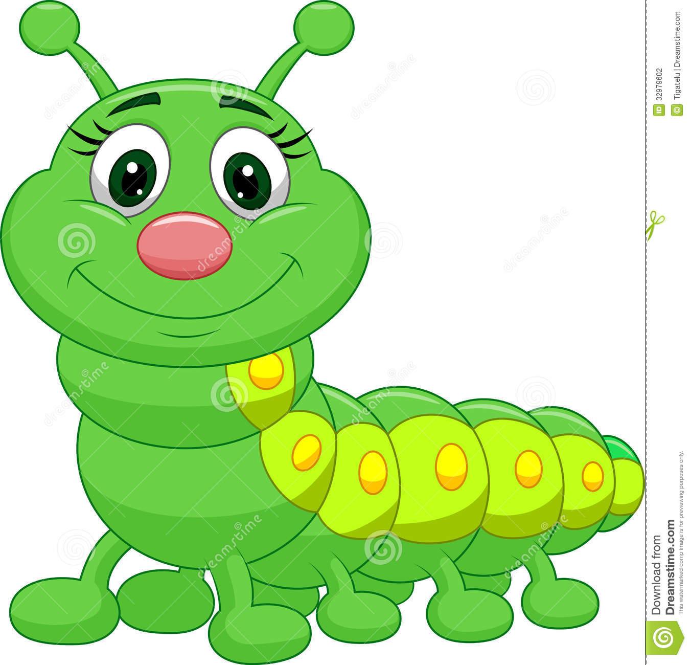 Caterpillar Clipart.
