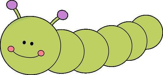 Caterpillar Clip Art.