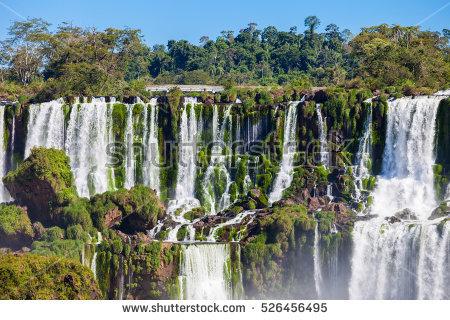 Iguazu Falls Stock Photos, Royalty.