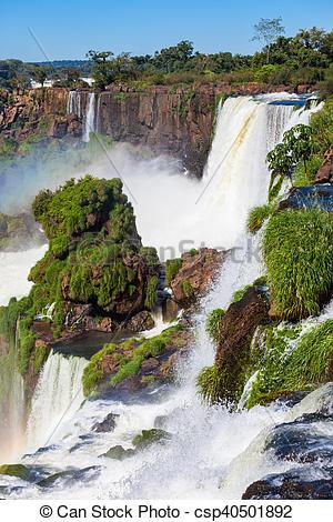 Stock de Fotografos de Iguazu, bajas, (Cataratas, del, Iguazu.