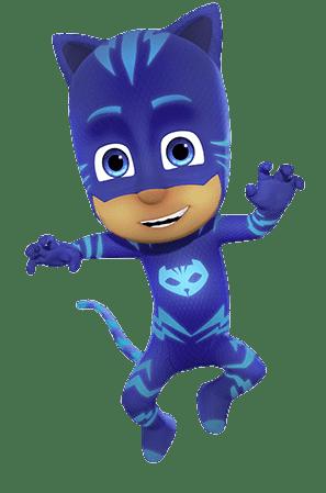 PJ Masks Catboy Jumping transparent PNG.