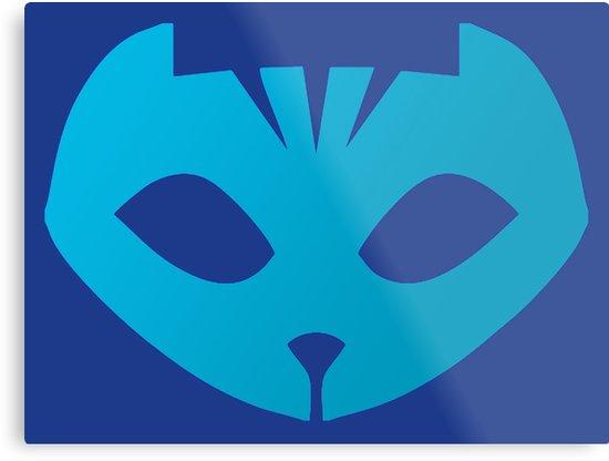 Pj masks Logos.