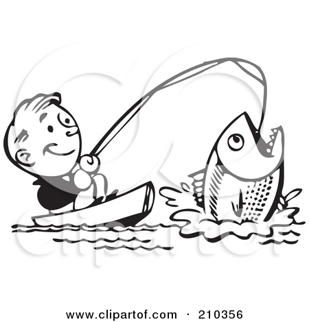 Royalty Free Fishing Illustrations by BestVector Page 1.