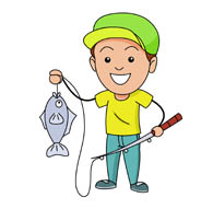 Catching fish clipart 20 free Cliparts | Download images ...