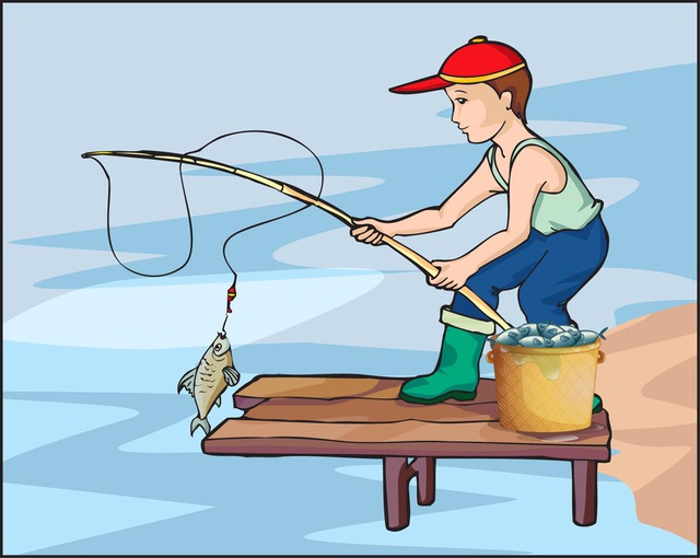 To fish clipart.