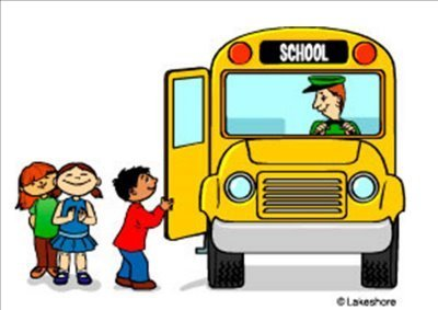 Catch the school bus clipart 2 » Clipart Portal.