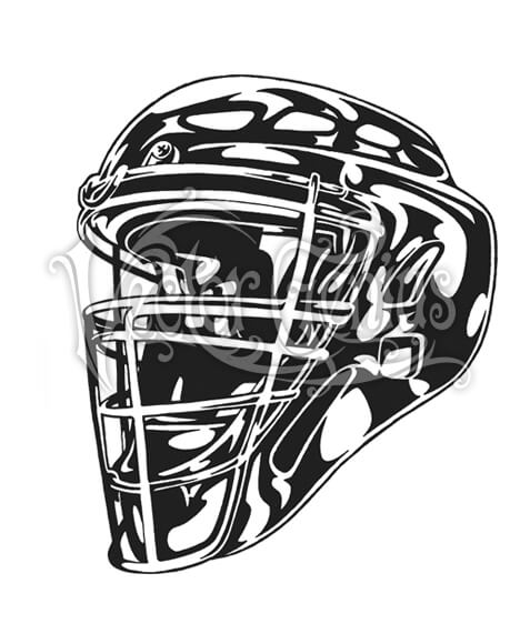 Catchers Mask.